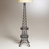 Eiffel Tower Floor Lamp Base