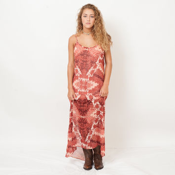 Show Me Your Mumu - Paisley Maxi Dress