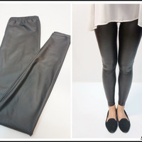 Leather leggings  from Sandysshop