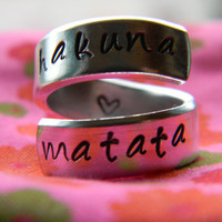 Pre order The original Hakuna Matata twist by LindaMunequita