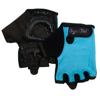 Fitness Gloves in Blue Raspberry