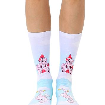 Fairytale Crew Socks
