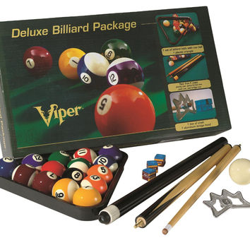 Viper Deluxe Billiard Package