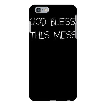 god bless this mess iPhone 6/6s Plus Case