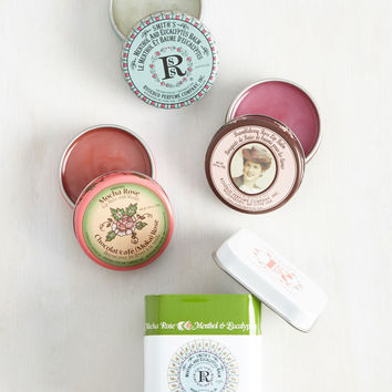 Salve the Day Lip Balm Set in Luscious | Mod Retro Vintage Cosmetics | ModCloth.com