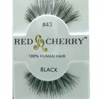 # 43 Red Cherry Lashes (Black) by Red Cherry Lashes (Ships Free, No Minimum)