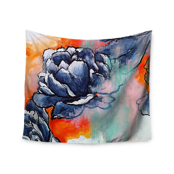 "Sonal Nathwani ""Bloom"" Wall Tapestry"
