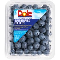 Blueberries, 6 oz Clamshell - Walmart.com
