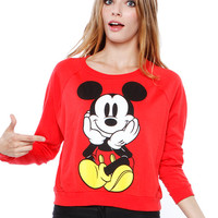 Papaya Clothing Online :: MICKEY GRAPHIC TOP