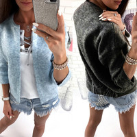 Winter Stylish Hot Sale Sweater Women's Fashion Jacket [11751732047]