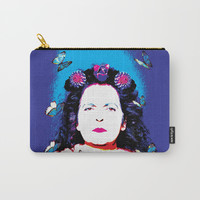 My Mother Carry-All Pouch by Azima