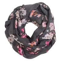 Patterned Tube Scarf - from H&M