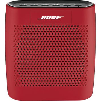 Bose® - SoundLink® Color Bluetooth Speaker - Red