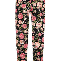 Rose Garden Leggings (Kids)