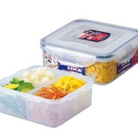 Lock & Lock 3.6 Cup Rectangular Storage with Trays