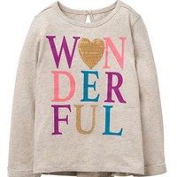 Sparkle Wonderful Tee