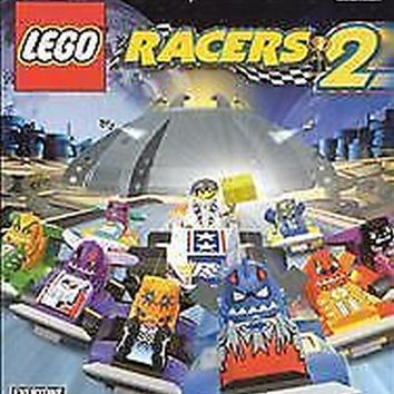 LEGO Racers 2  (Sony PlayStation 2, 2001)