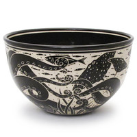Shop: Octopus Bowl - The Clay Studio