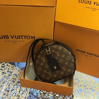 LV Louis Vuitton BOITE CHAPEAU SOUPLE Bag 2019 New Fashion
