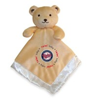 Baby Fanatic® MLB® Security Bear Blanket in Minnesota Twins
