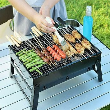 Portable Camping BBQ Grill