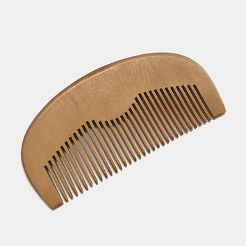 CRUX WOODEN BEARD COMB