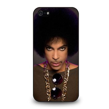 PRINCE ROGERS NELSON iPhone 5 / 5S / SE Case Cover