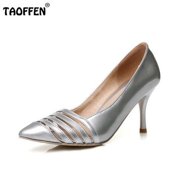 pointed toe fashion dress footwear P23492