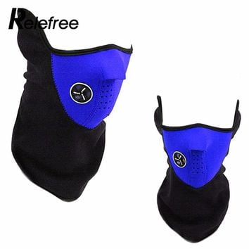 Outdoor Masks Dust Half Face Mask Cycling Mask Windproof Headwear Motorcycle Bicycle Snowboard Face Mask Winter Sports Ski Scarf