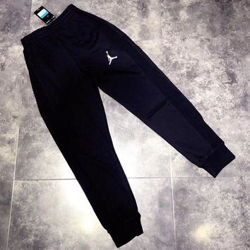 LMFUP0 JORDAN Woman Men Fashion Pants Trousers Sweatpants-1