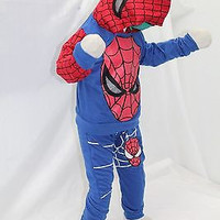 Marvel Spiderman Hoody Outfit
