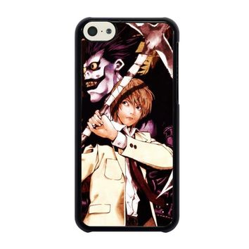 DEATH NOTE RYUK AND LIGHT iPhone 5C Case Cover