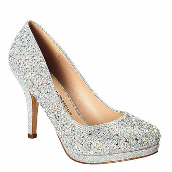 Women's High Heels & Stilettos in Various Colors | David's Bridal