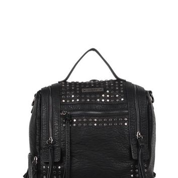 On A Date Backpack - Black