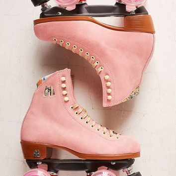 Moxi Suede Roller Skates | Urban Outfitters