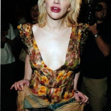 Courtney Love Poster 24inx36in Poster