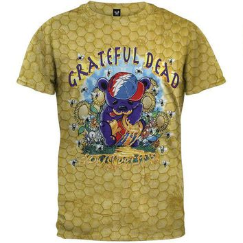 CREYON Grateful Dead - Honeypot Bear T-Shirt