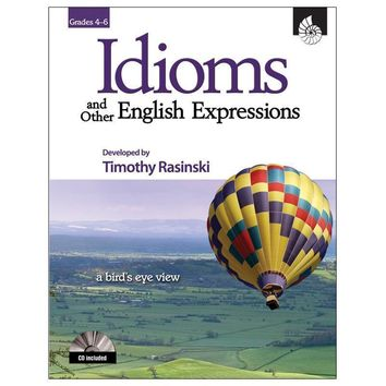 IDIOMS & OTHER ENGLISH EXPRESSIONS