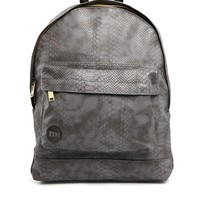 Mi Pac Backpack in Faux Python