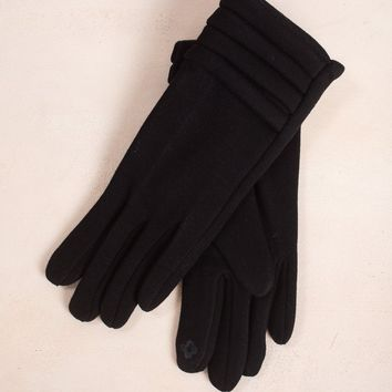 Ellen Black Gloves
