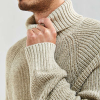 UO Cotton Turtleneck Sweater - Urban Outfitters