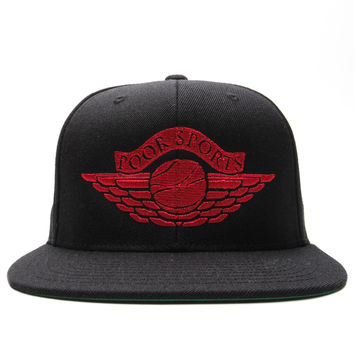 CLSC - Air Snapback Cap (Black)