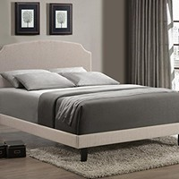 Hillsdale Furniture Lawler Bed Set with Rails, Full