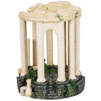 Top Fin Roman Sanctuary Bubbler Aquarium Ornament | Ornaments | PetSmart