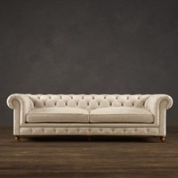 98 Kensington Upholstered Sofa | Sofas | Restoration Hardware