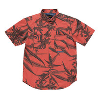 10 Deep: Maryjane Button Down Shirt - Red
