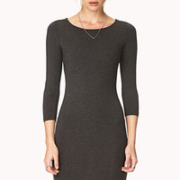 Basic Knit Dress