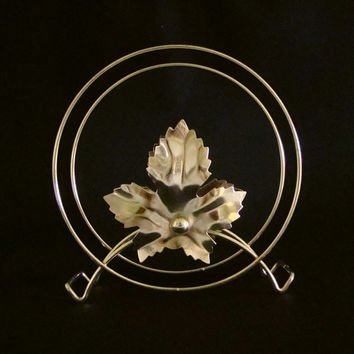 Vintage Maple Leaf Napkin Holder