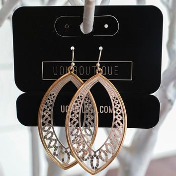 EVENING ENCOUNTER EARRINGS