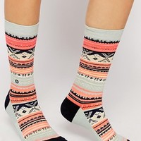 Stance Turtle Doves Socks at asos.com